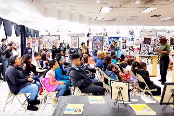 A.M.B.A 2016 Black History Exhibit Tour
